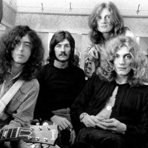 "Archivos Musicales: "" Black Dog"", Led Zeppelin."