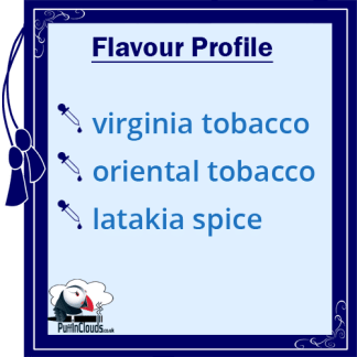 Purity Captain Jack Vape Juice Flavour Profile