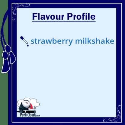 Cuttwood Unicorn Milk E-Liquid - Flavour Profile