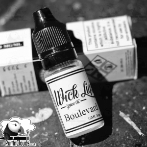 Wick Liquor Boulevard E-Juice - Fruit Punch E-Liquid