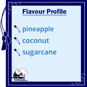eVo Tropical Paradox E-Liquid - Flavour Profile