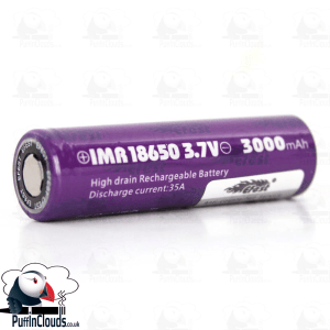 Efest IMR 18650 Vaping Battery 3000mAh (35A 3.7v)