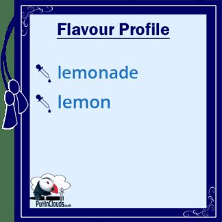Lemonade House Traditional - Fresh Lemonade E-Liquid Flavour Profile