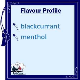 Nasty Juice Bad Blood E-Liquid (Low Mint) Flavour Profile