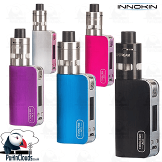 Innokin CoolFire Mini Slipstream Starter Kit | Puffin Clouds UK