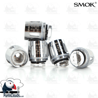 SMOK V8 Baby Q2 Coils (5 Pack) - Puffin Clouds UK