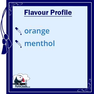 I Love VG Neon Orange E-Liquid - Flavour Profile | Puffin Clouds UK