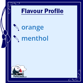 IVG Neon Orange E-Liquid - Flavour Profile | Puffin Clouds UK