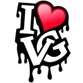 I Love VG E-Liquids at Puffin Clouds UK