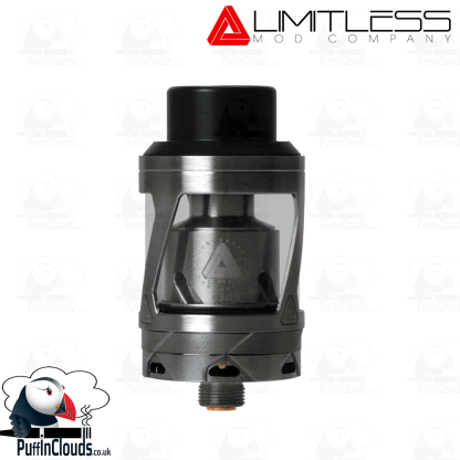 Stainless Steel Limitless Hextron Tank (UK Edition) | Puffin Clouds UK