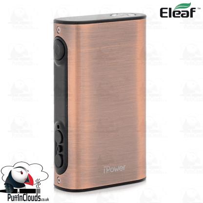 Eleaf iStick Power 80W Mod - Bronze | Puffin Clouds UK