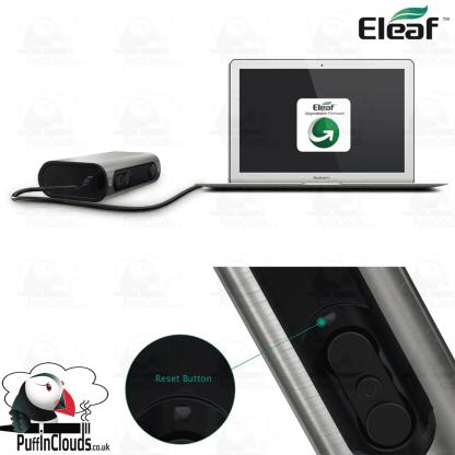 Eleaf iStick Power 80W Mod | Puffin Clouds UK