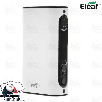 Eleaf iStick Power 80W Mod - White   Puffin Clouds UK