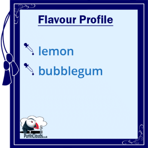 IVG Lemon Millions Short Fill E-Liquid 50ml Flavour Profile | Puffin Clouds UK