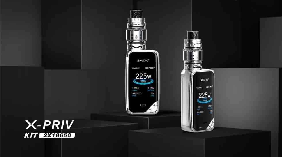 SMOK X-PRIV 225W Kit (UK Edition) | Puffin Clouds UK