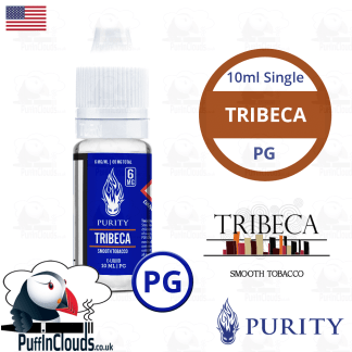 Purity Tribeca E-Liquid 10ml | Puffin Clouds UK