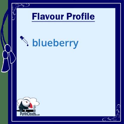P.U.R.E Blueberry Shake n Vape E-Liquid (50ml 0mg) | Puffin Clouds UK