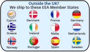 EEA Member State Shipping - £12 Fixed Rate