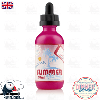 Dinner Lady Cola Cabana E-Liquid (50ml 0mg) | Puffin Clouds UK