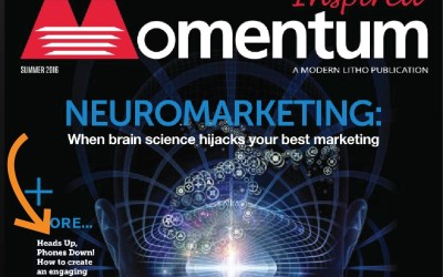 Puffingston's Prezi insights featured in two Inspired Momentum magazine articles!