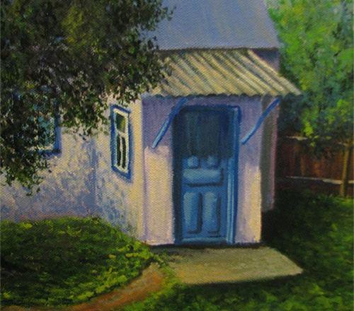 картина бабушкин дом 2