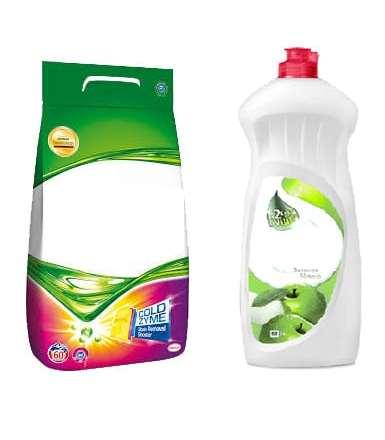 очистить кисть стиральным порошком или моющим средством