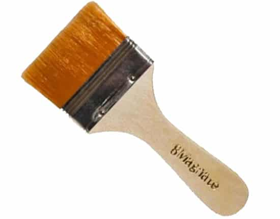 Synthetic Grainer brush