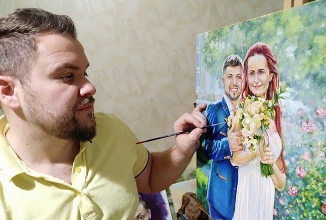продать картину художнику