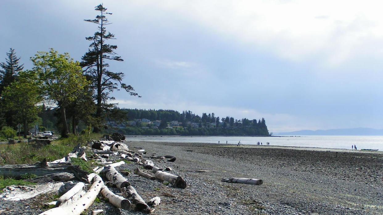Cherry Point Aquatic Reserve.