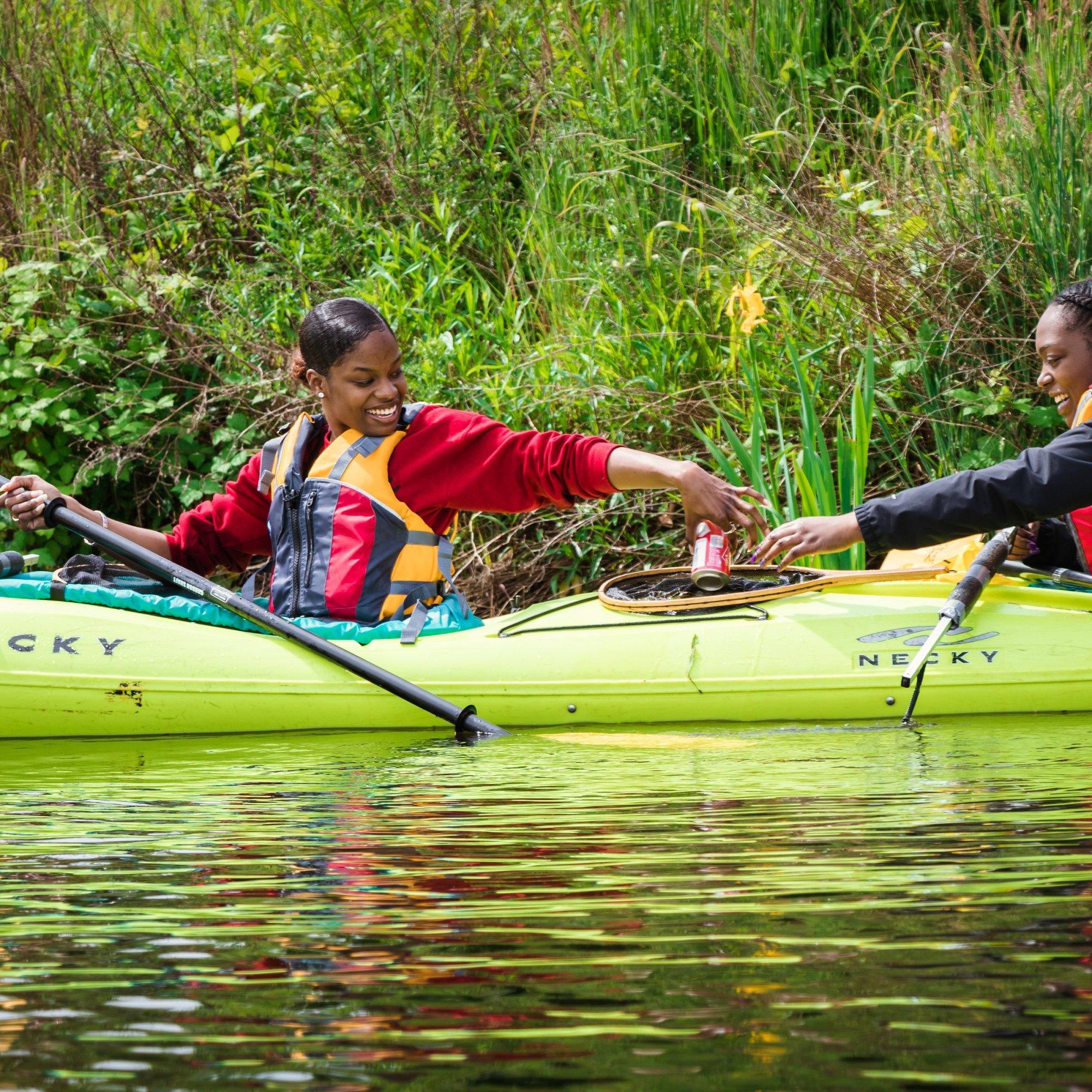 Lake Union Kayak Patrol