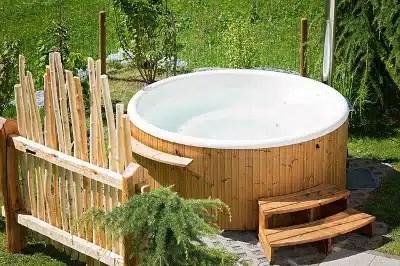 Puget Sound Spas Medina Hot Tub Installation