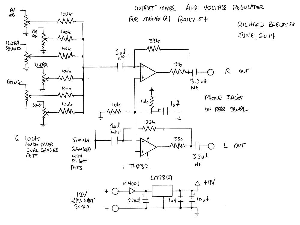 rollz-5-output-mixer