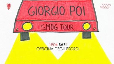 """Photo of [Music Live] GIORGIO POI in concerto @ """"Officina degli Esordi"""" Bari – 19 aprile 2019"""