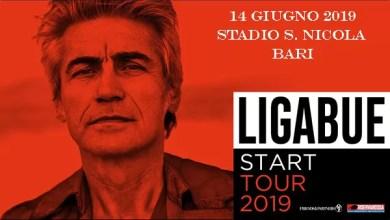 """Photo of [Music Live] Il tour di LIGABUE parte dalla Puglia il 14 giugno @ """"Stadio S. Nicola"""" BARI"""