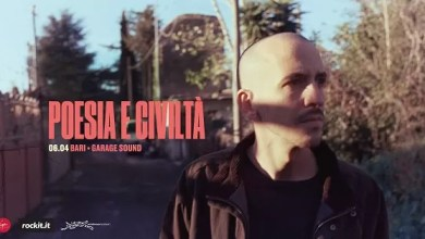 "Photo of [Music Live] GIOVANNI TRUPPI ""Poesia e civiltà"" live @ ""Garagesound""  BARI – 6 aprile 2019"