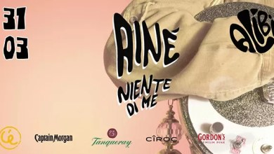 "Photo of [Music Live] AINÉ ""Niente di Me tour"" live @ ""The Alibi"" Foggia – 31 marzo 2019"