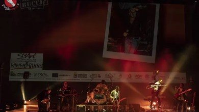 """Photo of [PREMIO MIMMO BUCCI] Con un Rock """"contaminato"""" ROBERTO DE FRENZA & LE MASCHERE confermano la maturità di una band solida e promettente"""