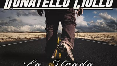 "Photo of DONATELLO CIULLO: E' uscito il 18 marzo l'album  ""LA STRADA"" , un mix di rock, elettronica, acid jazz in otto canzoni"