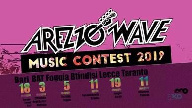 Photo of [Arezzo Wave] AREZZO WAVE Music Contest 2019: Tutti i nomi, date e luoghi delle finali provinciali Puglia