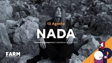 """Photo of [Music Live] NADA al FARM Festival 2019 @ """"Masseria Papaperta"""" Castellana Grotte (BA) – 12 agosto 2019"""