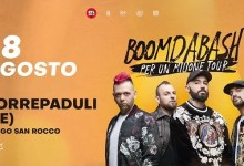 "Photo of [Music Live] BOOMDABASH live @ ""Torrepaduli-Ruffano"" (Le) – 18 agosto 2019"