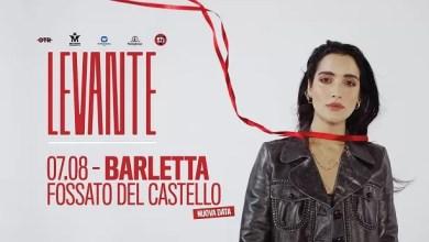 """Photo of [Live Music] LEVANTE live tour estivo @ """"Fossato del Castello"""" Barletta – 7 agosto 2019"""