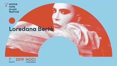 """Photo of [Music Live] LOREDANA BERTE' in concerto all' """"Animenote Music Festival"""" @ """"Foro Boario"""" Noci (BA) – 7 agosto 2019"""