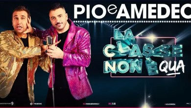 """Photo of [Teatro] PIO & AMEDEO partono da Torino ed arriveranno in Puglia con una doppia data per lo spettacolo """"LA CLASSE NON È QUA"""" @ """"Teatro Team"""" Bari   – 18,21 dicembre 2019"""