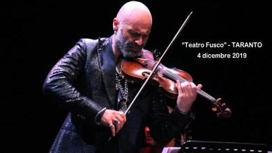 "Photo of [Music Live] ALESSANDRO QUARTA plays Astor Piazzolla @""Teatro Fusco"" TARANTO – 4 dicembre 2019"