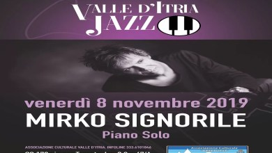 "Photo of [Music Live] ""Valle d'Itria Jazz"" presenta Mirko Signorile in concerto @ ""B&B Trulli e Mare"" Martina Franca – 8 novembre 2019"