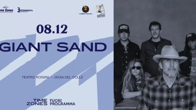 Photo of [Music Live] GIANT SAND in concerto @ Teatro Rossini – Gioia del Colle (Ba) – 8 dicembre 2019