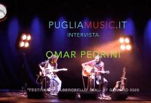 """Photo of [Video Intervista] OMAR PEDRINI ci racconta il suo minitour """"Dai Timoria ad oggi"""" al """"FestivArts"""" di Alberobello !"""