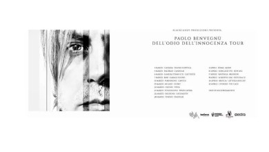 """Photo of [Music Live] PAOLO BENVEGNU' """"Dell'odio Dell'innocenza"""" Tour + GRF Soundsystem @ """"Garagesound Club"""" BARI – 7 marzo 2020"""