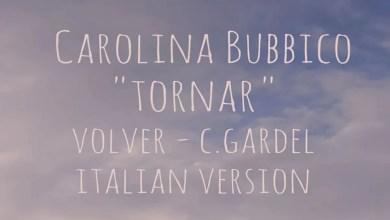 """Photo of CAROLINA BUBBICO in """"TORNAR"""" la versione italiana del celebre tango """"Volver"""" di Carlos Gardel  dal 30 aprile sulle piattaforme digitali"""